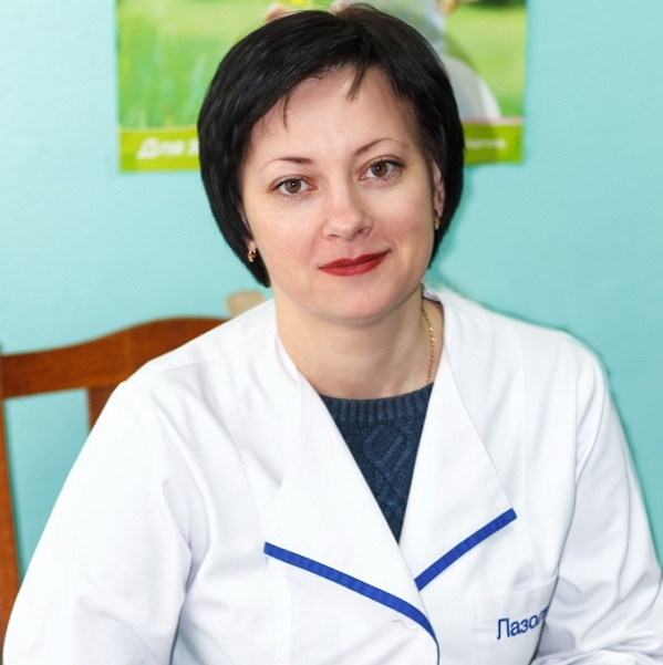 Багрій Ірина Олександрівна