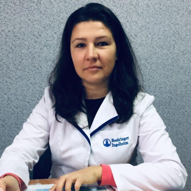Іванова Ірина Євгенівна