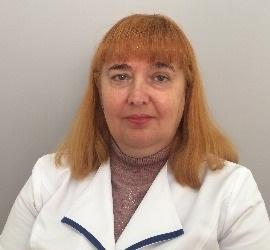 Свистунова Людмила Анатоліївна