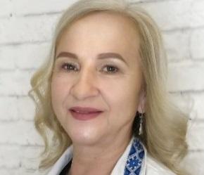 Лазарович Ірина Олексіївна