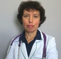 Малус Оксана Станіславівна