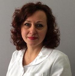 Охріменко Тетяна Іванівна