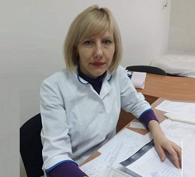 Шульга Олена Миколаївна