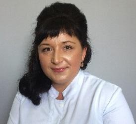 Яровенко Любов Володимирівна